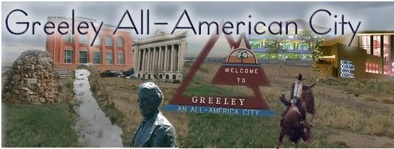 greeley all american city
