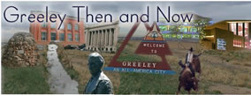 Greeley then and now