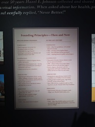 Founding Principles Then and Now