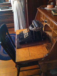 josephine's writing machine