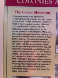 The Colony Movement