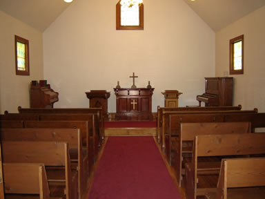 church inside