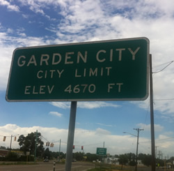 welcome to Garden City