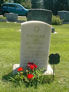 Lt Richard Monfort